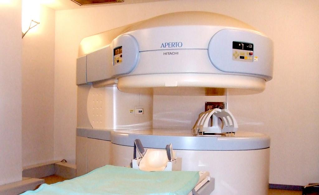 開放型MRIさらにバージョンアップ Version up